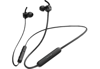 PHILIPS E1205BK/00, In-ear Kopfhörer Bluetooth Schwarz