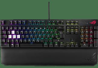 ASUS ROG Strix Scope Deluxe, Gaming Tastatur, Cherry MX Red