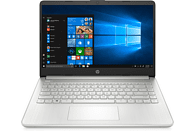 Portátil - HP 14s-dq1020ns, 14 FHD, Intel® Core™ i5-1035G1, 8 GB, 256 GB SSD, UHD Graphics, W10, Plata