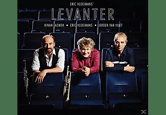 Vloeimans, Eric | Azmeh Kinan | Vliet, Jeroen van - Levanter  - (CD)