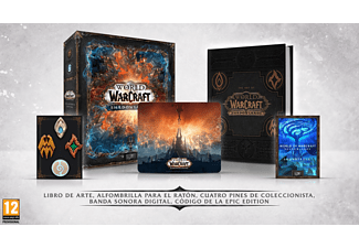 PC World Of Warcraft: Shadowlands (Ed. Coleccionista)
