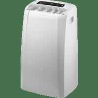 DELONGHI PAC CN93 ECO Pinguino Klimagerät Weiß (Max. Raumgröße: 90 m³, EEK: A)