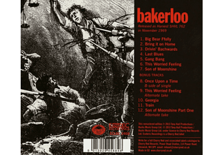 Bakerloo - Bakerloo (Remastered+Expanded Edition)  - (CD)