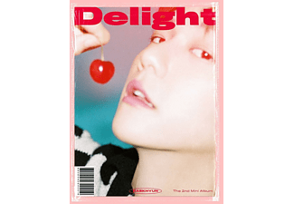 Baekhyun - DELIGHT (CHEMISTY)(KEIN RR)  - (CD)