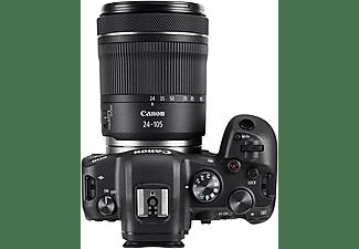 CANON Systemkamera EOS R6 mit Objektiv RF 24-105mm f4.0-7.1 IS STM schwarz