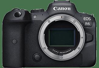 CANON Systemkamera EOS R6 Gehäuse, schwarz