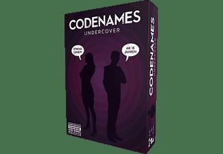 CHECH GAMES EDIT Codenames Undercover Gesellschaftsspiel Mehrfarbig
