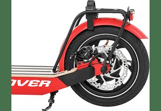 METZ Moover mit Straßenzulassung E-Scooter (12 Zoll, Rot)