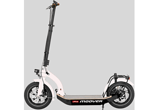 METZ Moover mit Straßenzulassung E-Scooter (12 Zoll, Weiss)