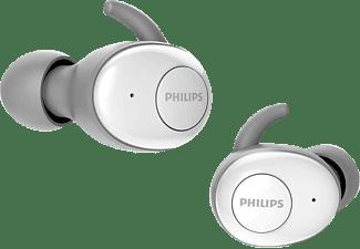 PHILIPS UpBeat SHB2515WT/10, In-ear Kopfhörer Bluetooth Weiß