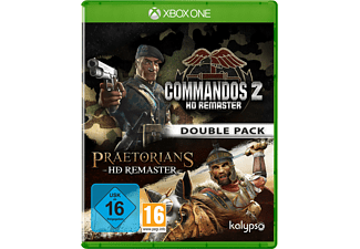 Commandos 2 & Praetorians: HD Remaster Double Pack Xbox One