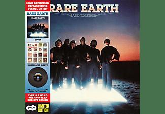 Rare Earth - BAND TOGETHER  - (CD)