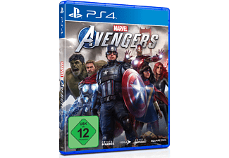 Marvel's Avengers (kostenloses Upgrade auf PS5) - [PlayStation 4]