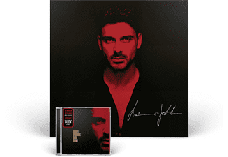 Michele Morrone - Dark Room  - (CD)