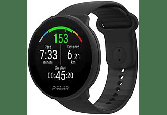 SportWatch - Polar Unite, Bluetooth, Resistente al agua, Táctil, Control sueño, Notificaciones, Negro