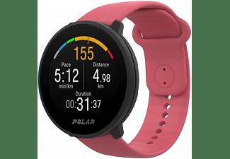 SportWatch - Polar Unite, Bluetooth, Resistente al agua, Modos deportivos, Control sueño, Notificaciones,Coral