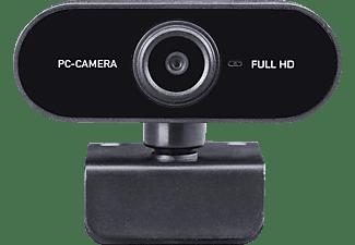 MIDLAND W199 Webcam, Schwarz