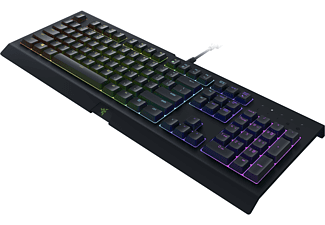 RAZER Cynosa Chroma, Gaming Tastatur, Rubberdome