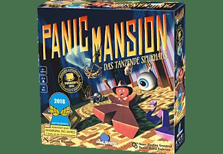 BLUE ORANGE Panic Mansion Das tanzende Spukhaus Gesellschaftsspiel Mehrfarbig