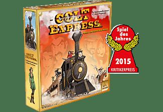 LUDONAUTE Colt Express Gesellschaftsspiel Mehrfarbig