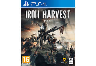 Iron Harvest 1920+ PlayStation 4