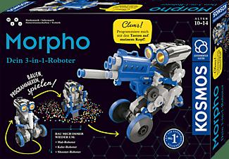 KOSMOS Morpho - Dein 3-in-1 Roboter Experimentierkasten Mehrfarbig