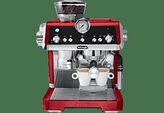 DE LONGHI Espresso Siebträger Maschine La Specialista Rot (EC 9335R)