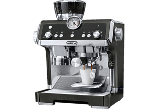 DE LONGHI Espresso Siebträger Maschine La Specialista Schwarz (EC9335BK)
