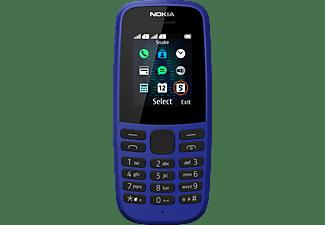 NOKIA 105 (2019) Mobiltelefon, Blau