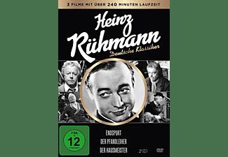 Heinz Rühmann Box DVD