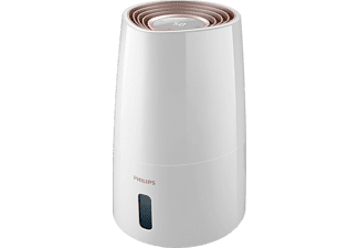 PHILIPS Luftbefeuchter HU3916/10 Series 3000 Weiß/Rosegold