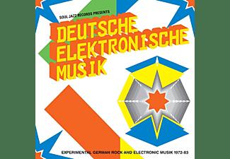 VARIOUS - Deutsche Elektronische Music 1972-83 (New Edition)  - (CD)