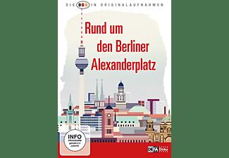 Die DDR in Originalaufnahmen - Rund um den Berliner Alexanderplatz DVD