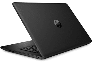 HP 17-by3332ng, Notebook mit 17,3 Zoll Display, Core™ i3 Prozessor, 4 GB RAM, 256 GB SSD, Intel® UHD Grafik, Schwarz
