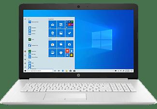 HP 17-by3358ng, Notebook mit 17,3 Zoll Display, Core™ i5 Prozessor, 8 GB RAM, 512 GB SSD, Intel® UHD Grafik, Silber