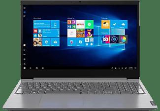 LENOVO V15, Notebook mit 15,6 Zoll Display, Athlon™ Silver Prozessor, 4 GB RAM, 256 GB SSD, AMD Radeon Grafik, Iron Grey