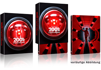 2001: A SPACE ODYSSEY exklusives 4K SteelBook (Limited Edition) 4K Ultra HD Blu-ray