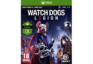 Watch Dogs Legion FR/NL Xbox One
