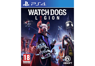 Watch Dogs Legion FR/NL PS4