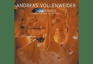 Andreas Vollenweider - Caverna Magica  (...under the tree-in the cave..  - (Vinyl)