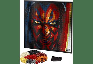 LEGO 31200 Sith-Kunstbild Bausatz, Mehrfarbig