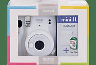 FUJIFILM Instax Mini 11 Sofortbildkamera, Weiss