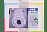 FUJIFILM Instax Mini 11 Sofortbildkamera, Lila