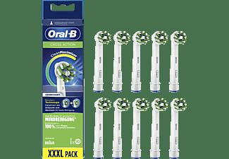 ORAL-B Aufsteckbürsten Cross Action CleanMaximizer 10er Weiß