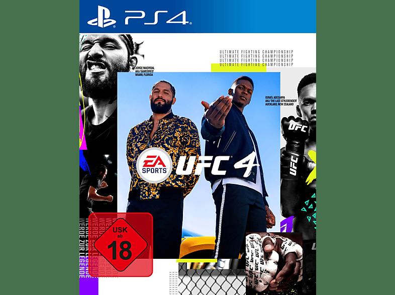 Ea Sports Ufc 4 Playstation 4 Mediamarkt