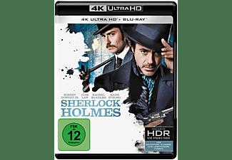 Sherlock Holmes 4K Ultra HD Blu-ray + Blu-ray
