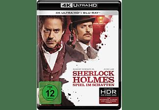 Sherlock Holmes 2 - Spiel im Schatten 4K Ultra HD Blu-ray + Blu-ray