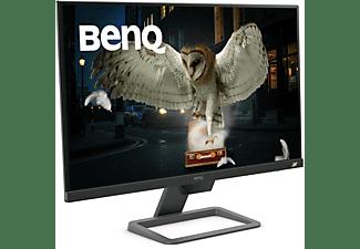 Monitor - BenQ EW2780, 27 '' Full-HD, 5 ms, 75 Hz, FreeSync, 3 x HDMI (v2.0), HDRi, Gris