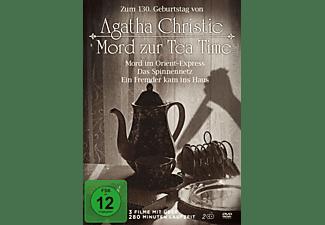 Agatha Christie-Mord zur Tea Time DVD