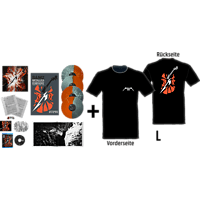 Metallica - S&M2 Deluxe Box + Shirt L (Nur Online) Limited Edition  - (Vinyl)